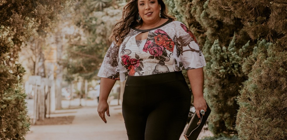 Macacão Elegance All Curves - Dani Rudz - Blogueira Plus Size