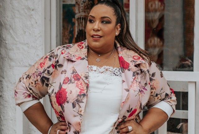 BLOGUEIRA PLUS SIZE - LOOK PLUS SIZE