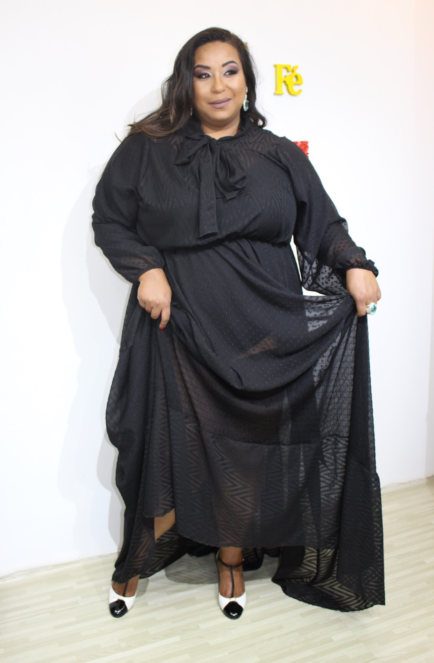 look plus size do dia
