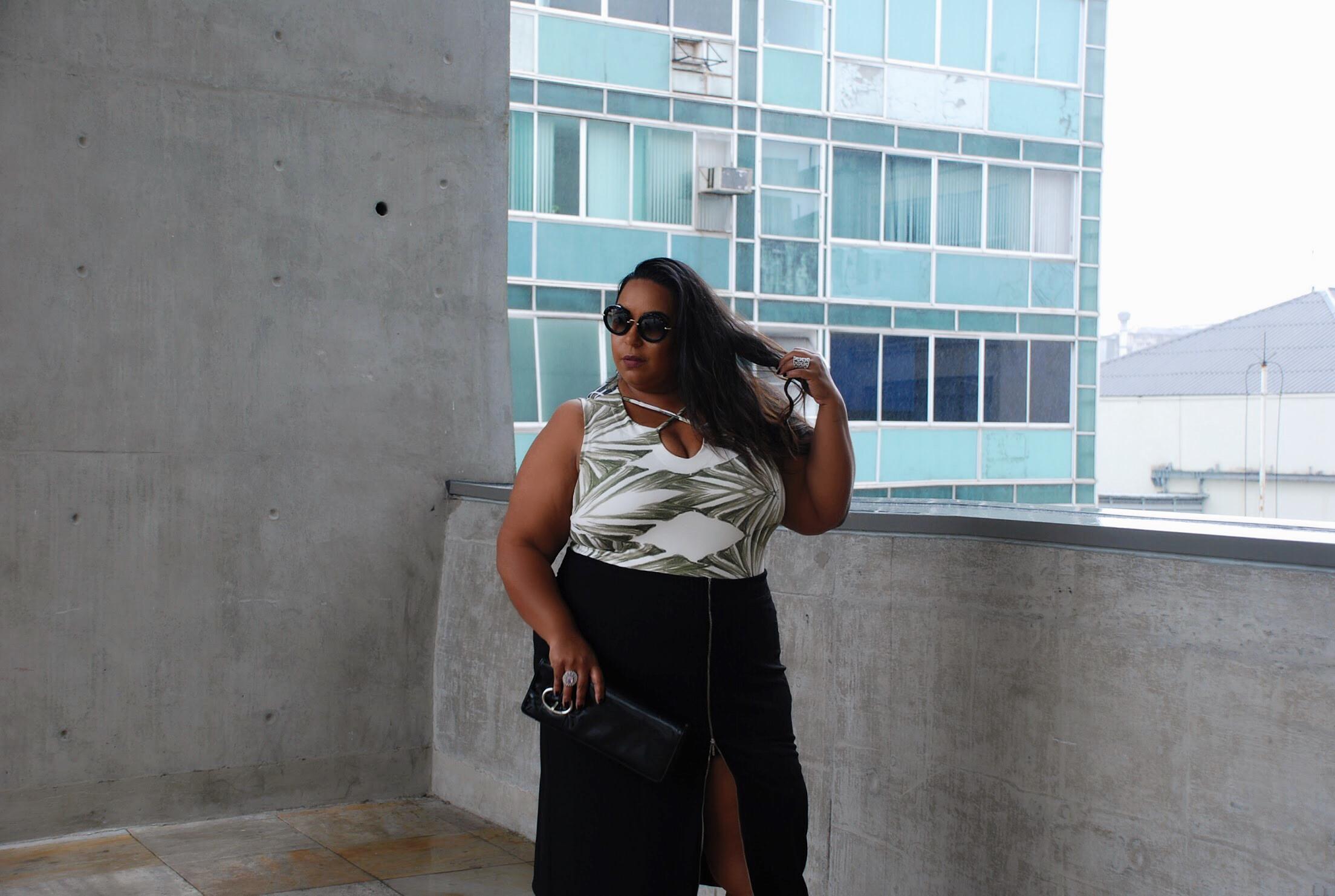 blogueira plus size