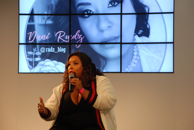 Dani Rudz no Fashion Weekend Plus Size