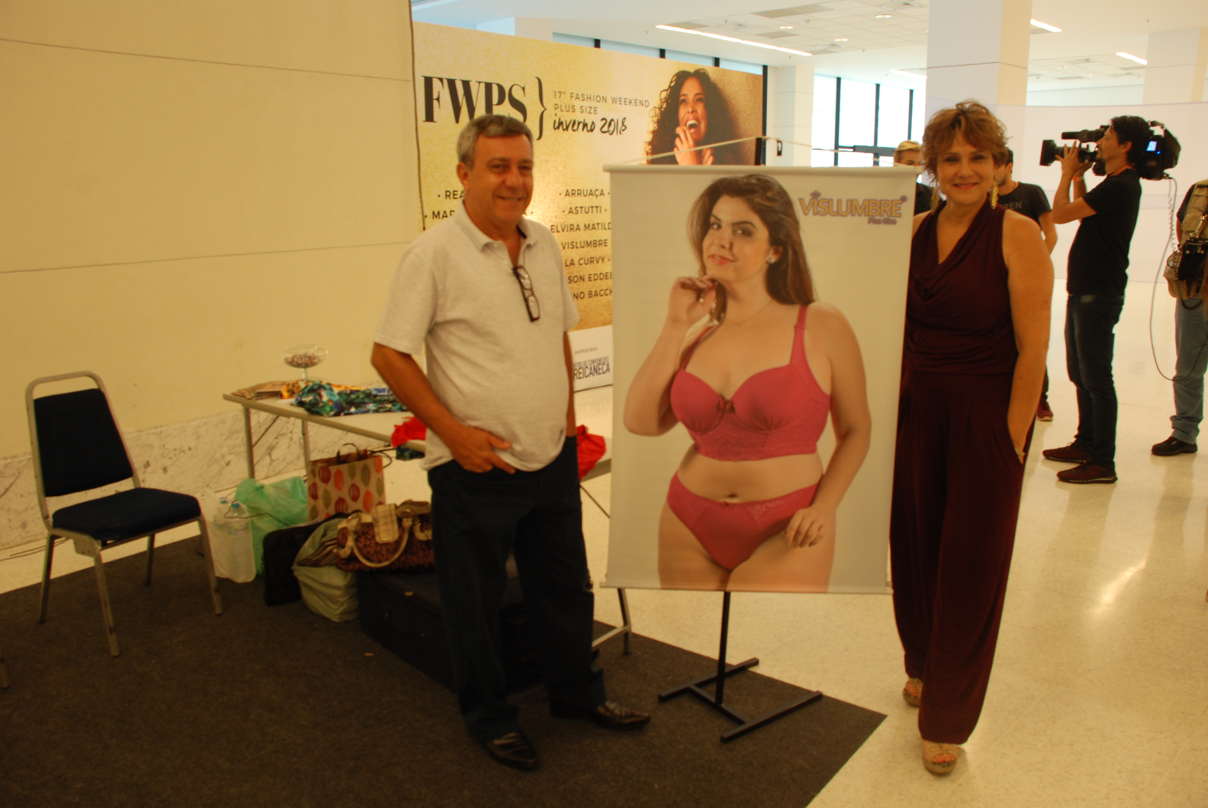 Vislumbre Fashion Weekend Plus Size