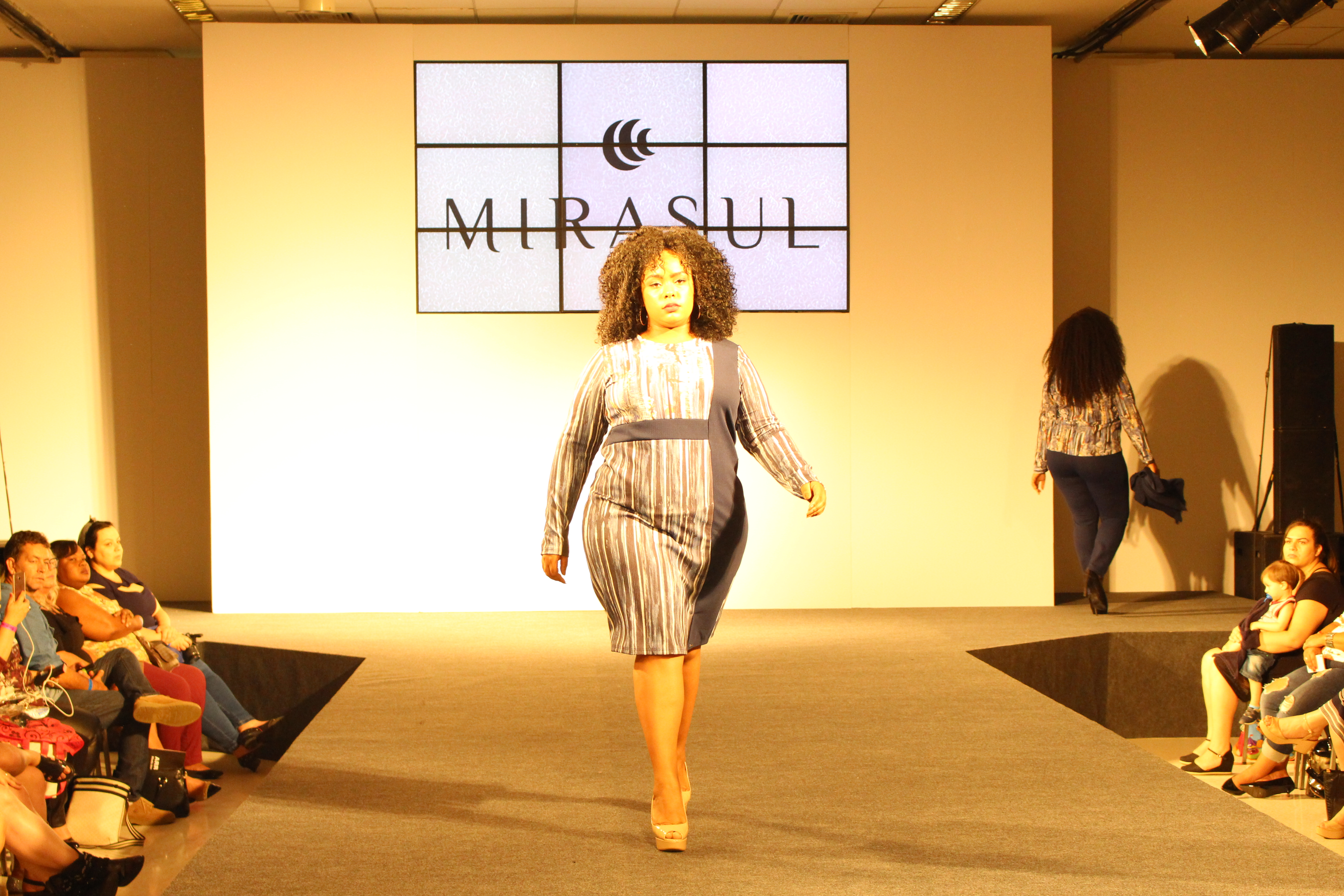 Mirasul no Fashion Weekend Plus Size