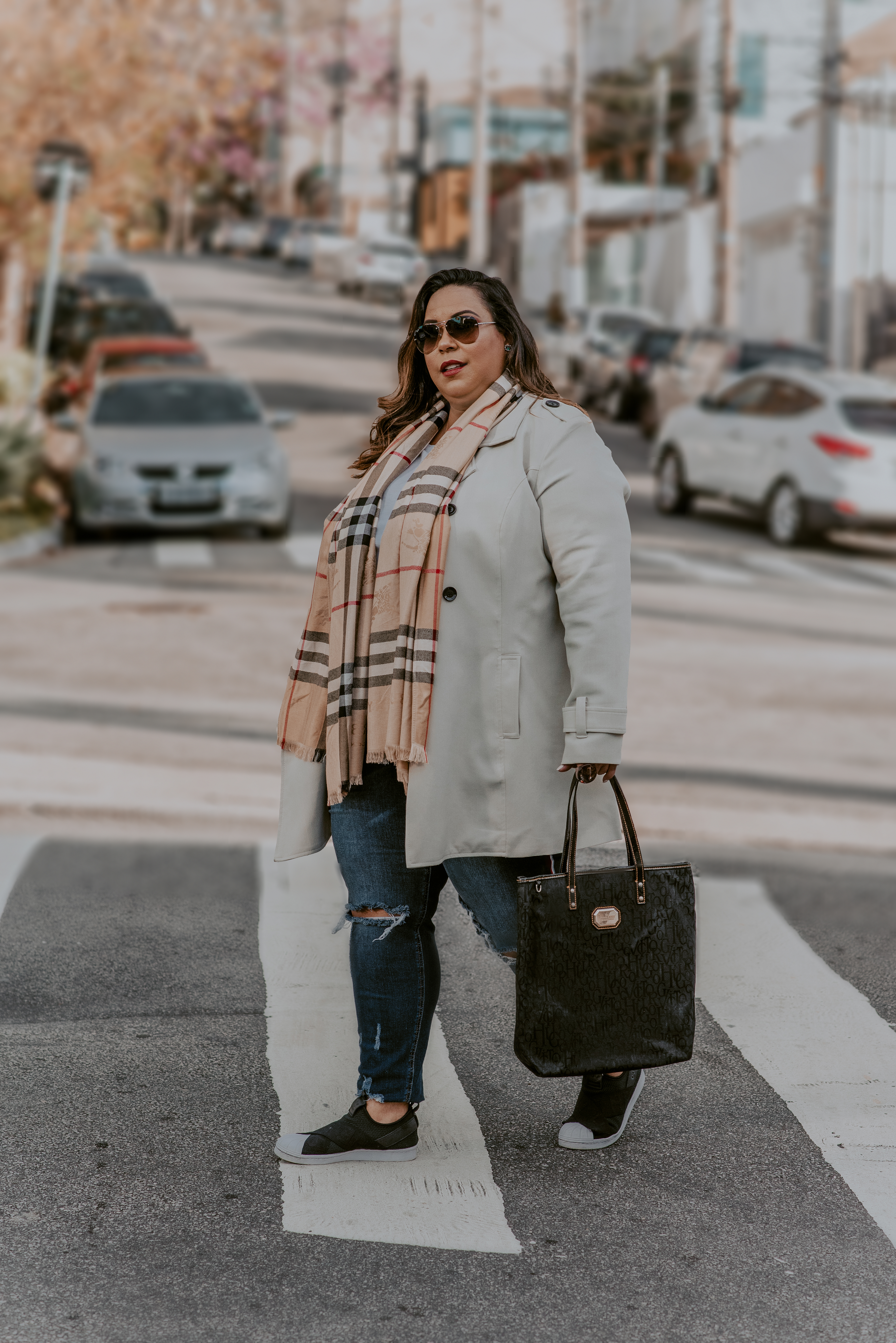 Blogueira Plus Size - Dani Rudz