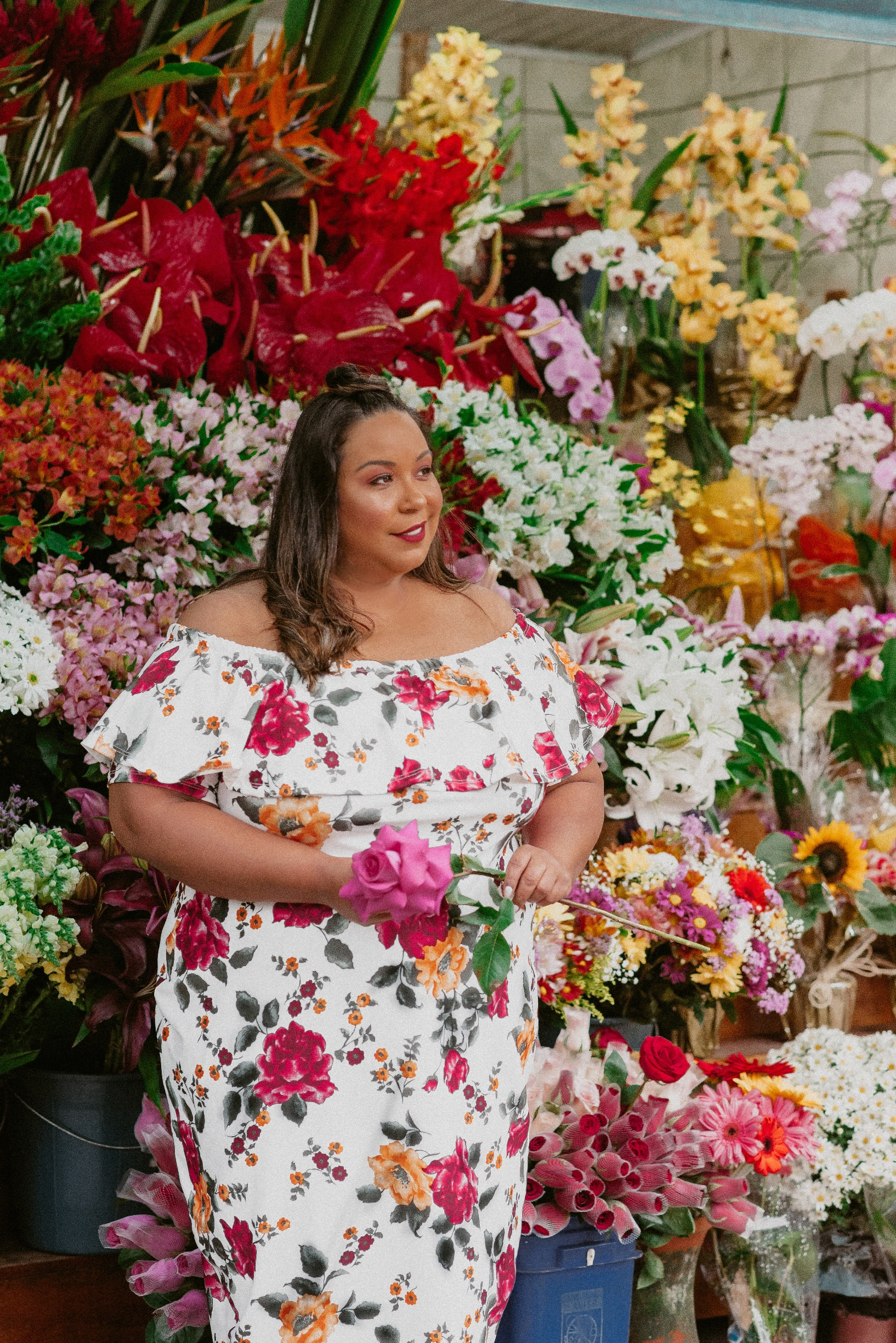 Dani Rudz - Blogueira Plus Size - Look Do Dia Plus Size