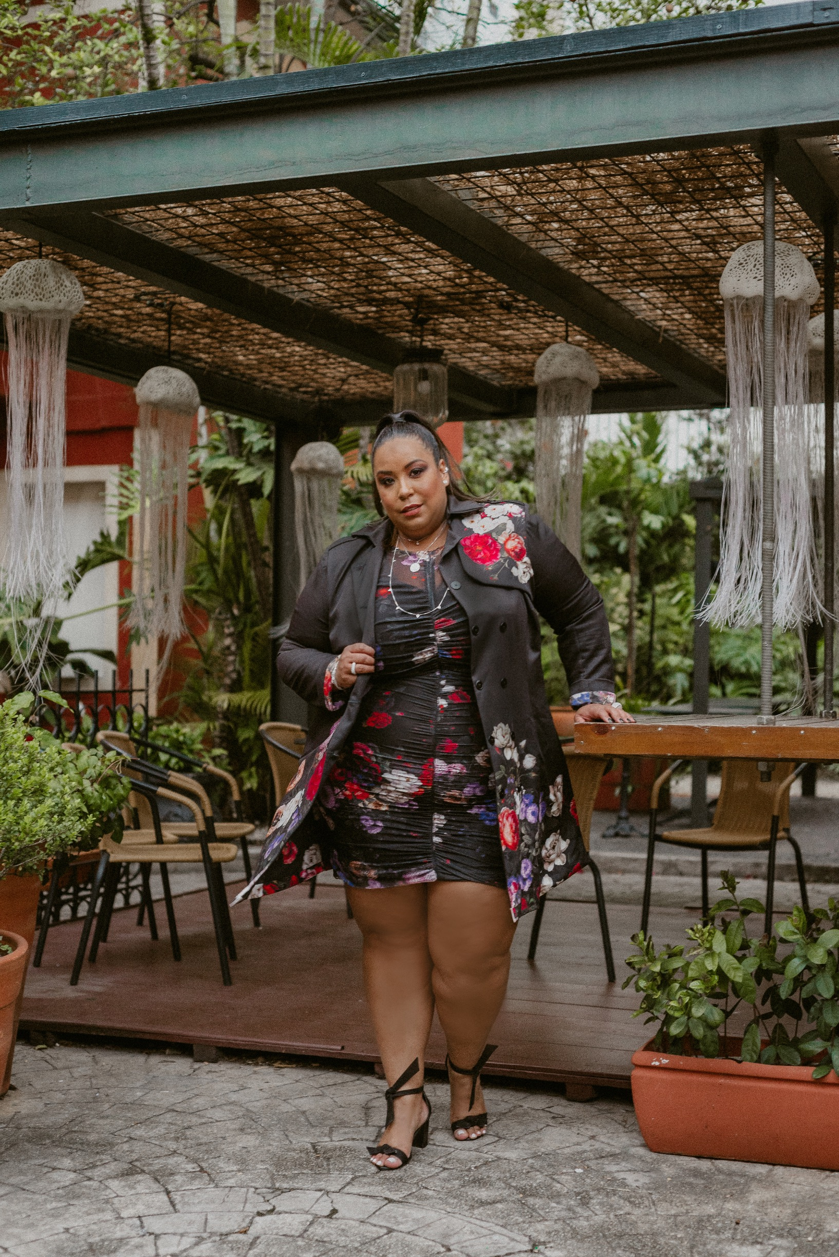 Blogueira Plus Size - Look do Dia Plus Size - Dani Rudz