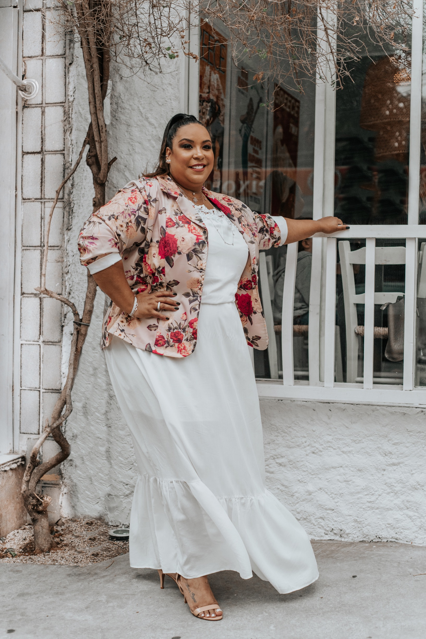 LOOK DO DIA PLUS SIZE - BLOGUEIRA PLUS SIZE - DANI RUDZ