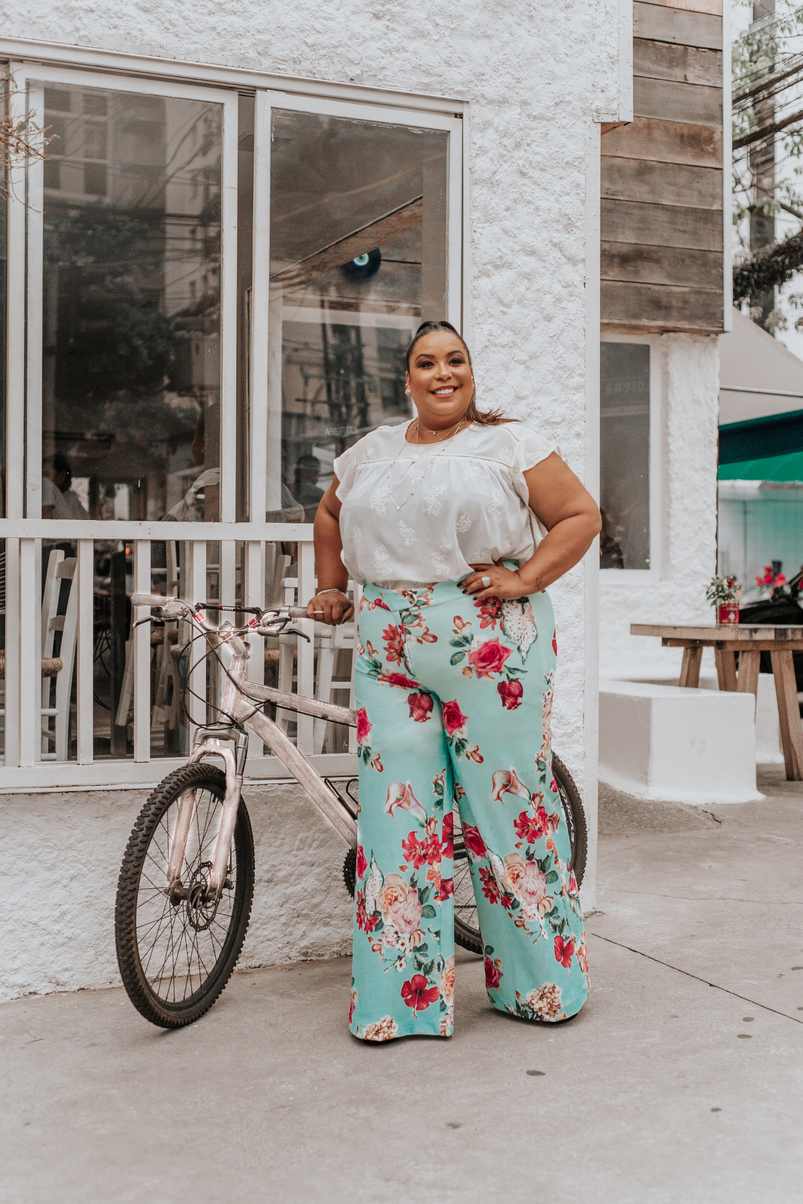 BLOGUEIRA PLUS SIZE - DANI RUDZ - LOOK DO DIA