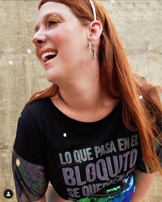 Clarissa Bianchi - Foto Divulgação Instagram Vou de Marisa